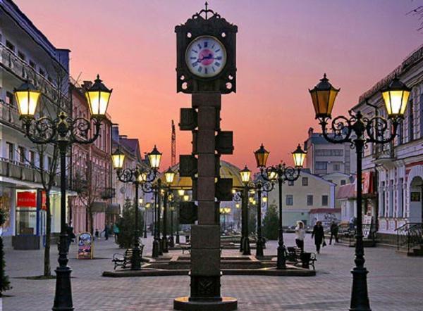 Брест. Улица Советская