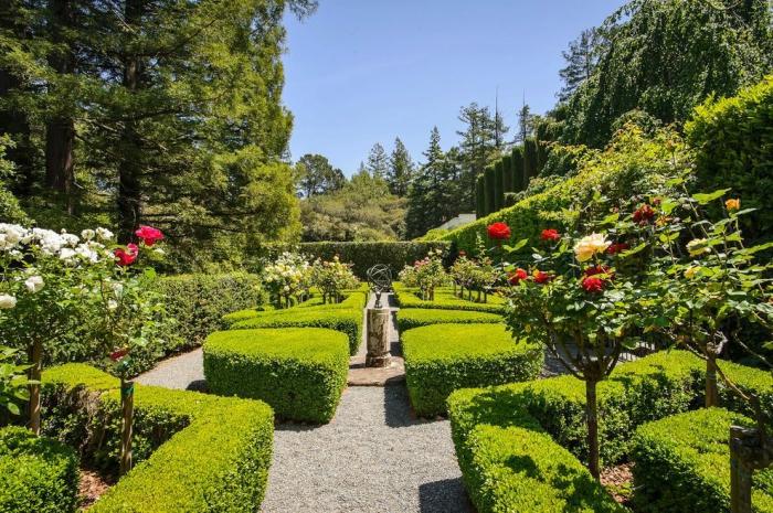 Библиотека, ботанический сад и галерея Хантингтона.