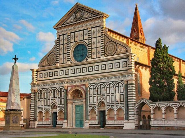 Онлайн-прогулка по весенней Флоренции в реальном времени