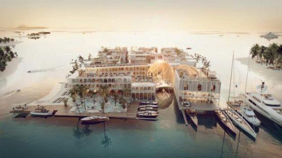 Плавучая Венеция