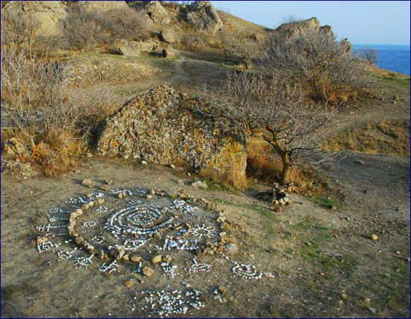 ритуальные сооружения