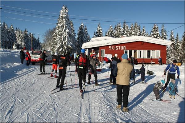 Лыжный центр Skistua