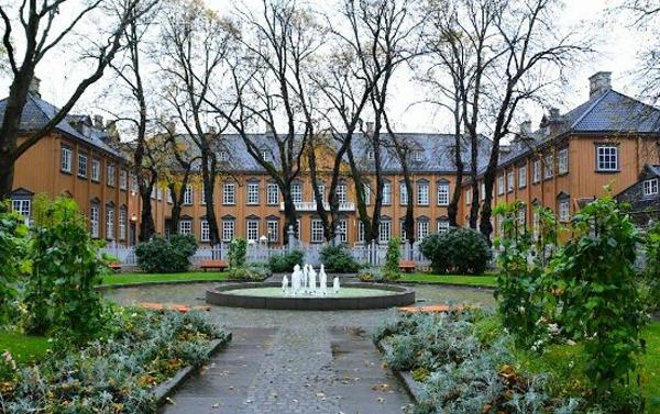 особняк Стифсгорден (Stiftsgarden)