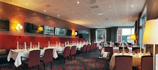 ресторан Glassgarden Brasseri & Grill
