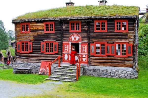Музей Сверресборг